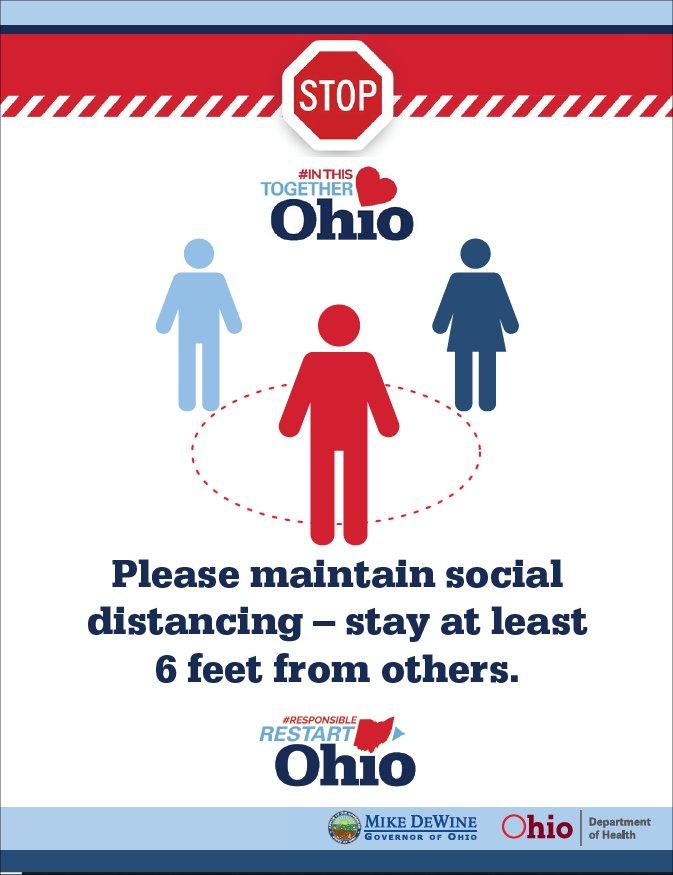 Social Distancing Guifelines